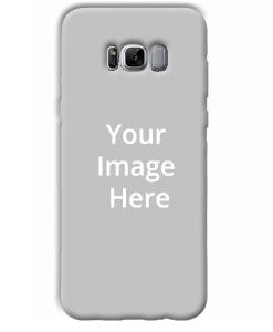 competitive price 4b325 530e6 Buy Customized Samsung Galaxy S8 Plus Back Covers Online | yourPrint