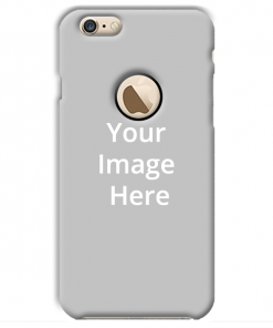 Custom iPhone 7 with Logo Cut Case