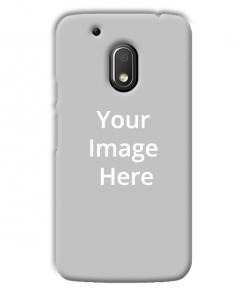 Custom Motorola Moto G4 Plus 4th Generation Case