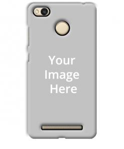 Custom Xiaomi Redmi 3S Prime Case