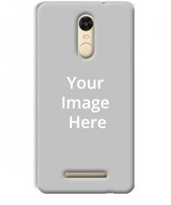 Custom Xiaomi Redmi Note 3 Case