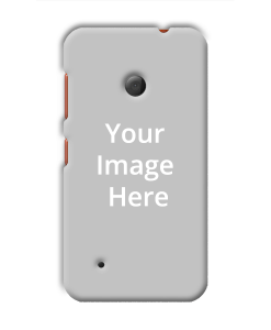 reputable site ffc12 b41fa Buy Customized Nokia Lumia 530 Back Covers Online in India | yourPrint