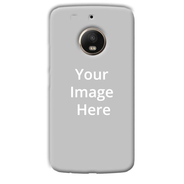 brand new f77ca 03fb6 Custom Back Case for Motorola Moto E4 Plus