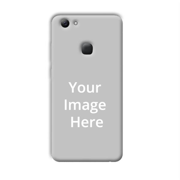 new photos 09648 a5fe3 Custom Back Case for Vivo V7
