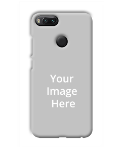 sports shoes 45683 ffceb Buy Customized Xiaomi Mi A1 Back Covers Online in India | yourPrint