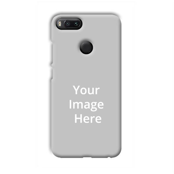 new arrival 9c735 f77d6 Custom Back Case for Xiaomi Mi A1