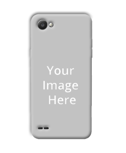 meet 5b041 8c156 Buy Customized LG Q6 Back Covers Online in India | yourPrint