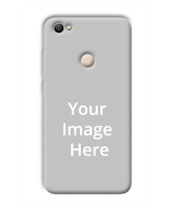 the latest e5b98 70f38 Buy Customized Xiaomi Redmi Y1 Back Covers Online in India   yourPrint