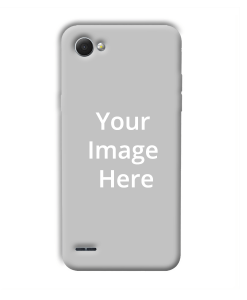 sports shoes ebbd0 899b9 Buy Customized LG Q6 Plus Back Covers Online in India   yourPrint
