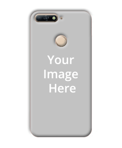 c88d490b53b Buy Customized Huawei Honor 7A Back Covers Online in India