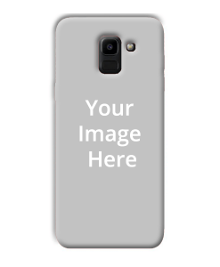 size 40 14c17 d5d30 Buy Customized Photo Samsung Galaxy J6 2018 Back Covers Online ...