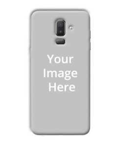 on sale 48047 967f9 Buy Customized Samsung Galaxy J8 Back Covers Online | yourPrint