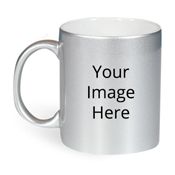 Customized Silver Mugs