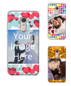 Buy Customized Xiaomi Redmi Note 5 Back Covers Online
