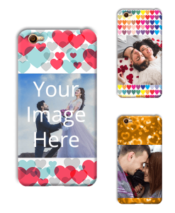 the latest 59cc8 477bd Buy Customized Vivo Y55S Back Covers Online in India | yourPrint