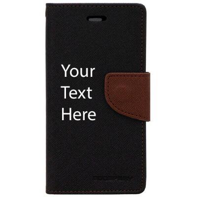 best website cb1bc 710f3 Custom Mercury Diary Flip Case for Huawei Honor 10 Lite - Black