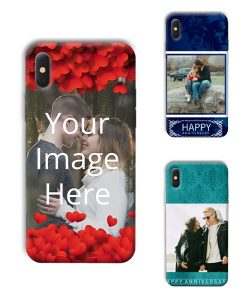 cheap for discount b4c4a ea78f Buy Customized Apple iPhone X Back Covers Online in India   yourPrint