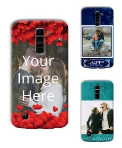 super popular f1b0b 3d053 Buy Customized LG K10 Back Covers Online in India | yourPrint