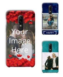 best website ded12 8d7ca Buy Customized OnePlus 6 Back Covers Online in India   yourPrint