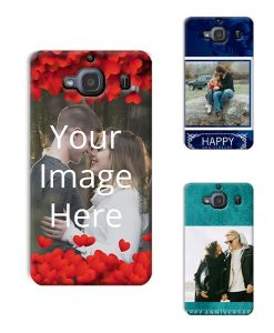 buy popular 5d0cf 39c9a Buy Customized Xiaomi Redmi 2 Prime Back Covers Online | yourPrint