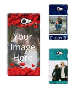 reputable site 5d28a 8cdd6 Buy Customized Sony Xperia M2 Back Covers Online in India | yourPrint