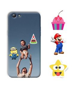 online retailer 33d5e e32e9 Buy Customized Oppo A77 Back Covers Online in India | yourPrint