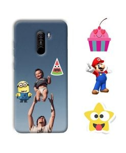 low priced 16b23 56457 Buy Customized Xiaomi Poco F1 Back Covers Online in India | yourPrint