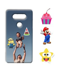 hot sale online 1d997 8f0cf Buy Customized LG V20 Back Covers Online in India | yourPrint