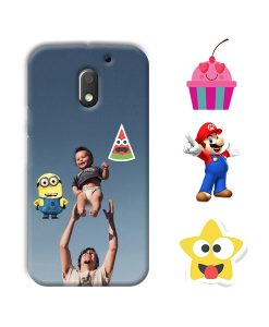 superior quality 990ab a2410 Buy Customized Motorola Moto E3 Power Back Covers Online | yourPrint