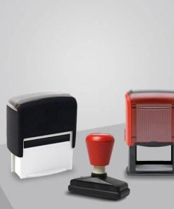 Customized Self Inking Stamps