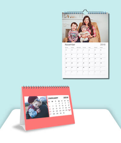 Customized Calendars