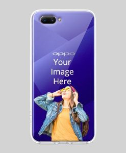 Buy Customized Oppo A3S Back Covers Online in India | yourPrint