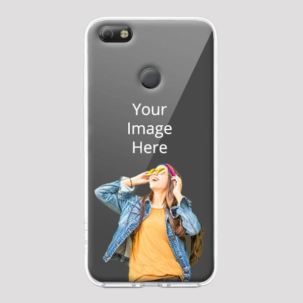 low priced ec039 05322 Transparent Customized Soft Back Cover for Tecno Camon I Sky