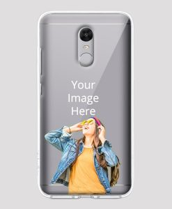 Buy Customized Xiaomi Redmi Note 4 Back Covers Online