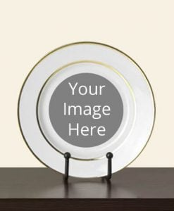 Customized Dinner Plates