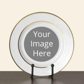 Customized Dinner Plates