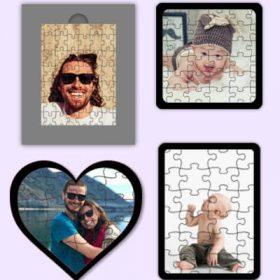 Customized Jigsaw Puzzles