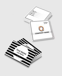 Customized Visiting Cards