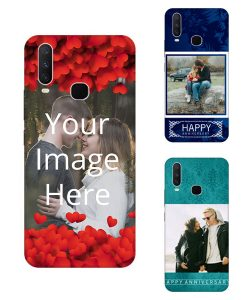 premium selection 3585e d86cb Buy Customized Vivo Y17 Back Covers Online in India | yourPrint