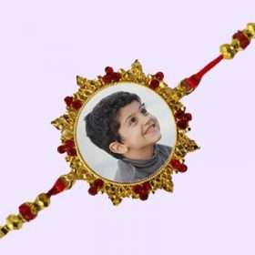 Customized Photo Rakhi