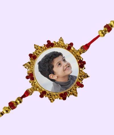 Customized Photo Rakhi