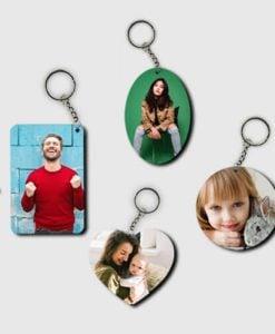 Customized Photo Keychains