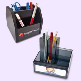 Customized Pen Stands