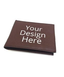 Buy Customized Printed Leather Wallets for Men Online in