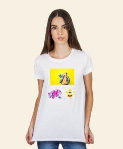 Custom Women T-Shirts