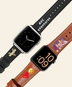 Customized Watch Bands